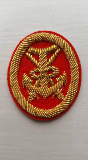médaillon de vétérance, pour la Marine au XVIIIe