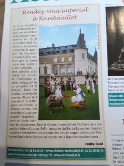 revue napoléon Ier 2 aout 2018
