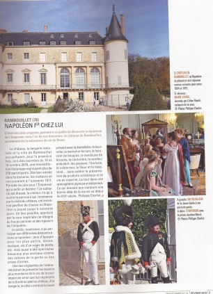 article charlet rambouillet tradition février 2019